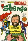 Cover for Strange Spécial Origines (Editions Lug, 1981 series) #136