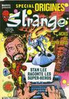 Cover for Strange Spécial Origines (Editions Lug, 1981 series) #145