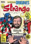 Cover for Strange Spécial Origines (Editions Lug, 1981 series) #148