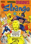 Cover for Strange Spécial Origines (Editions Lug, 1981 series) #187