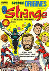 Cover for Strange Spécial Origines (Editions Lug, 1981 series) #178