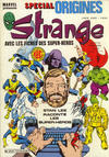 Cover for Strange Spécial Origines (Editions Lug, 1981 series) #175
