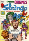 Cover for Strange Spécial Origines (Editions Lug, 1981 series) #172