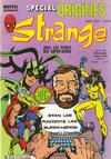 Cover for Strange Spécial Origines (Editions Lug, 1981 series) #157