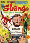 Cover for Strange Spécial Origines (Editions Lug, 1981 series) #154