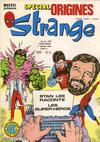 Cover for Strange Spécial Origines (Editions Lug, 1981 series) #133