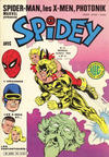 Cover for Spidey (Editions Lug, 1979 series) #33
