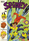 Cover for Spidey (Editions Lug, 1979 series) #35