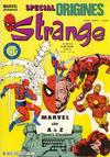 Cover for Strange Spécial Origines (Editions Lug, 1981 series) #193
