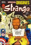 Cover for Strange Spécial Origines (Editions Lug, 1981 series) #202