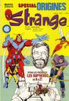 Cover for Strange Spécial Origines (Editions Lug, 1981 series) #211