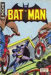 Cover for Batman Poche (Sage - Sagédition, 1976 series) #10