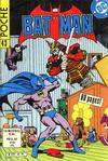 Cover for Batman Poche (Sage - Sagédition, 1976 series) #43