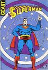 Cover for Superman Géant (Sage - Sagédition, 1979 series) #1