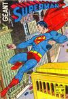 Cover for Superman Géant (Sage - Sagédition, 1979 series) #2