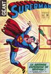 Cover for Superman Géant (Sage - Sagédition, 1979 series) #3