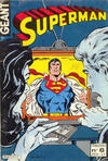 Cover for Superman Géant (Sage - Sagédition, 1979 series) #6