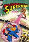 Cover for Superman Géant (Sage - Sagédition, 1979 series) #7