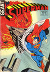 Cover for Superman Géant (Sage - Sagédition, 1979 series) #8
