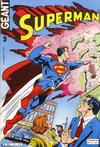 Cover for Superman Géant (Sage - Sagédition, 1979 series) #9