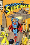 Cover for Superman Géant (Sage - Sagédition, 1979 series) #10