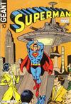 Cover for Superman Géant (Sage - Sagédition, 1979 series) #10