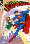 Cover for Superman Géant (Sage - Sagédition, 1979 series) #11