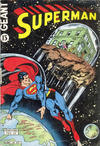 Cover for Superman Géant (Sage - Sagédition, 1979 series) #13