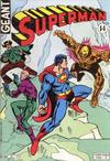 Cover for Superman Géant (Sage - Sagédition, 1979 series) #14