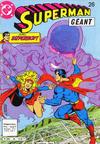 Cover for Superman Géant (Sage - Sagédition, 1979 series) #26