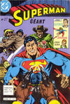 Cover for Superman Géant (Sage - Sagédition, 1979 series) #27