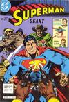 Cover for Superman Géant (Sage - Sagédition, 1979 series) #27
