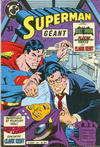 Cover for Superman Géant (Sage - Sagédition, 1979 series) #31