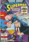 Cover for Superman Géant (Sage - Sagédition, 1979 series) #31