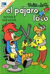 Cover for El Pájaro Loco (Editorial Novaro, 1951 series) #321
