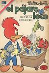 Cover for El Pájaro Loco (Editorial Novaro, 1951 series) #428