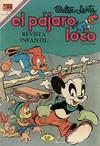 Cover for El Pájaro Loco (Editorial Novaro, 1951 series) #359