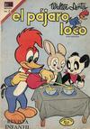 Cover for El Pájaro Loco (Editorial Novaro, 1951 series) #429