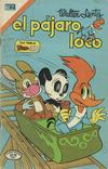 Cover for El Pájaro Loco (Editorial Novaro, 1951 series) #461