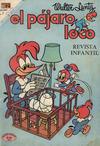 Cover for El Pájaro Loco (Editorial Novaro, 1951 series) #323