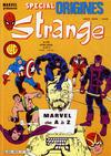 Cover for Strange Spécial Origines (Editions Lug, 1981 series) #190