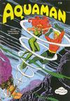 Cover for Aquaman (Arédit-Artima, 1970 series) #12