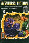 Cover for Aventures Fiction (Arédit-Artima, 1966 series) #8