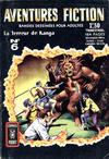 Cover for Aventures Fiction (Arédit-Artima, 1966 series) #6