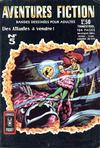 Cover for Aventures Fiction (Arédit-Artima, 1966 series) #5