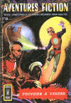Cover for Aventures Fiction (Arédit-Artima, 1966 series) #19