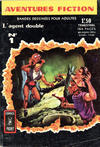 Cover for Aventures Fiction (Arédit-Artima, 1966 series) #1