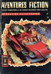 Cover for Aventures Fiction (Arédit-Artima, 1966 series) #14