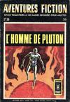 Cover for Aventures Fiction (Arédit-Artima, 1966 series) #20