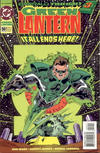 Cover for Green Lantern (DC, 1990 series) #50 [Direct Sales]